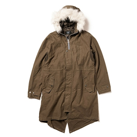 glamb(グラム) 19AW Bailey mods coat