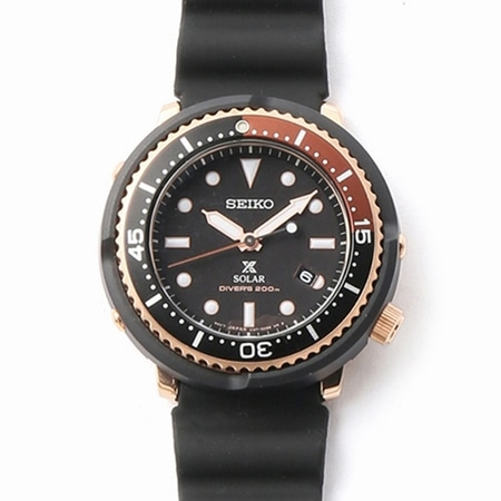 JOURNAL STANDARD(ジャーナルスタンダード)×SEIKO Prospex(セイコー プロスペック) 19AW Diver Scuba LOWERCASE Limited Edition JS EXCLUSIVE Model