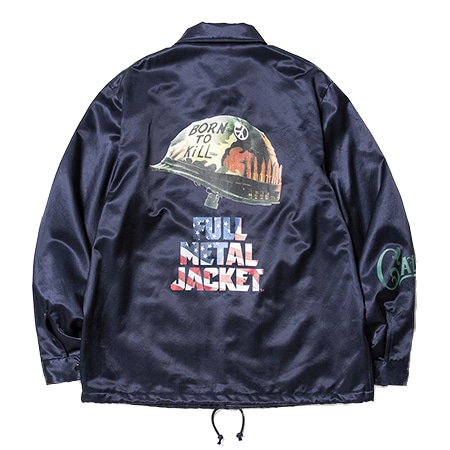Calee(キャリー) 19AW FULL METAL JACKET Collaborate coach jacket