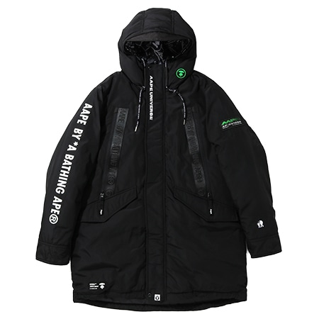 AAPE BY A BATHING APE(エーエイプバイアベイシングエイプ) 19AW AAPE DOWN JACKET