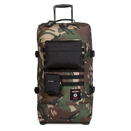 AAPE BY A BATHING APE(エーエイプバイアベイシングエイプ) ×EASTPAK(イーストパック) 19AW TRANVERZ M