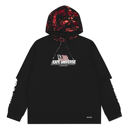 AAPE BY A BATHING APE(エーエイプバイアベイシングエイプ) 19AW AAPE FANCY LONG TEE