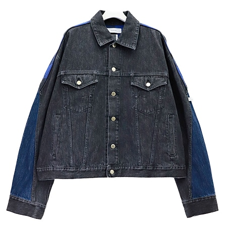 FACETASM(ファセッタズム) 19AW CHECK DENIM JACKET