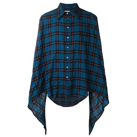 FAITH CONNEXION(フェイスコネクション) 19AW チェックシャツ