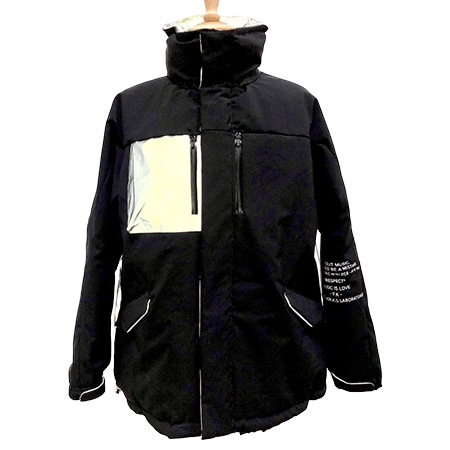 FranCisT_MOR.K.S.(フランシストモークス) 19AW 2way Device Reflect Down Jacket