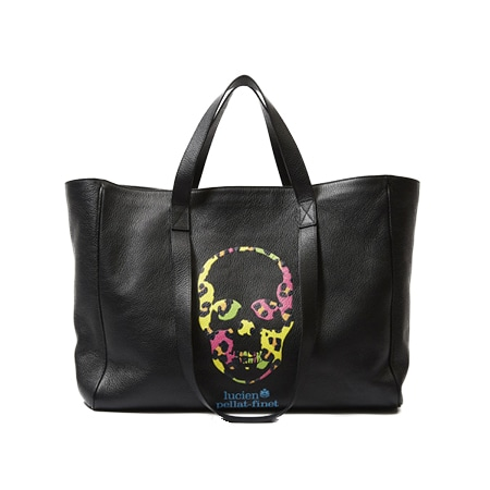 """lucien pellat-finet(ルシアン ペラフィネ)×MORABITO(モラビト)Large Tote """"VICTOIRE"""""""