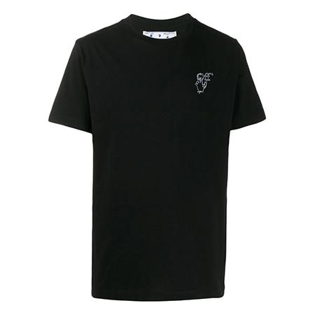 OFF-WHITE(オフホワイト)New Year Tシャツ