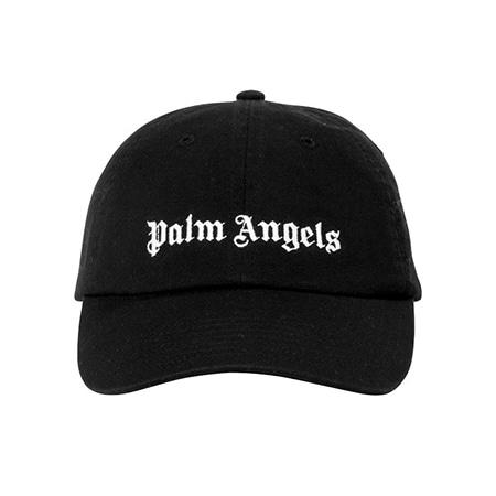 Palm Angels(パームエンジェルス)BLACK LOGO CAP
