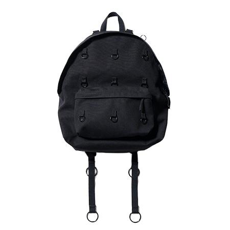 EASTPAK(イーストパック)×RAF SIMONS(ラフシモンズ) RS PADDED LOOP BLACK