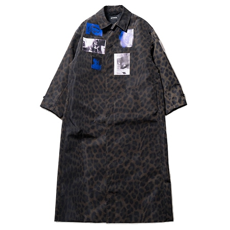 RAF SIMONS(ラフシモンズ)Animalier car coat