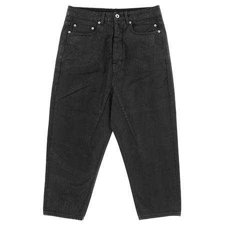 RICK OWENS DRKSHDW(リックオウエンス ダークシャドウ)COLLAPSE CROPPED / BLK WAX
