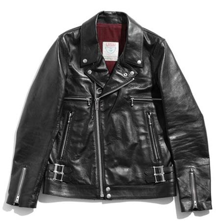UNDERCOVER(アンダーカバー)ライダースジャケット ブラック UCA4201