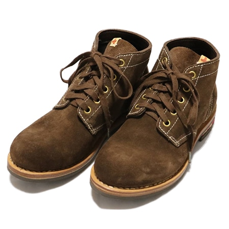 Visvim(ビズビム)BRIGADIER BOOTS BROWN