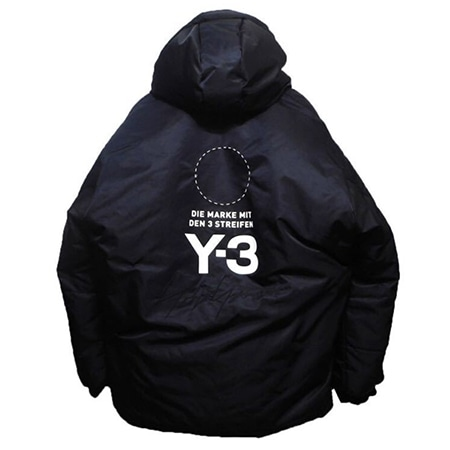 Y-3(ワイスリー) 2018AW padded jacket