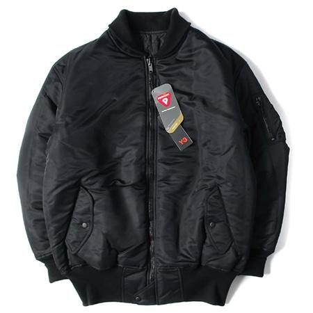 Y-3(ワイスリー)オーバーサイズ リバーシブル ボンバージャケット