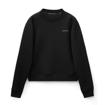 ALEXANDER WANG(アレキサンダーワン) スウェットシャツ ブラック