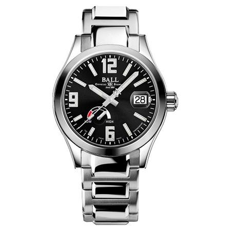 BALL Watch(ボールウォッチ) パイオニアパワーリザーブ PM9026C-SCJ-BK