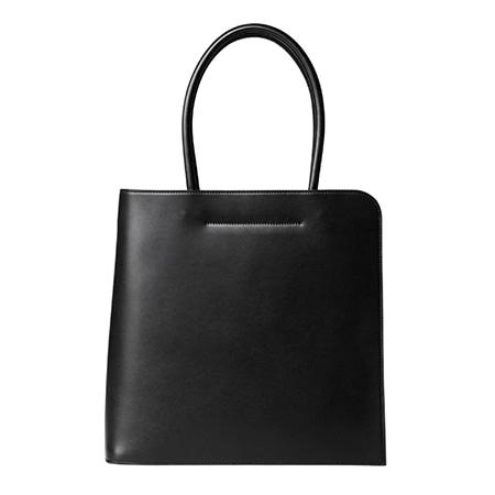 土屋鞄製造所(ツチヤカバンセイゾウジョ) ブラックヌメ ブックトート