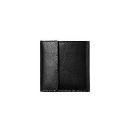 土屋鞄製造所(ツチヤカバンセイゾウジョ) ブラックヌメ スモールウォレット