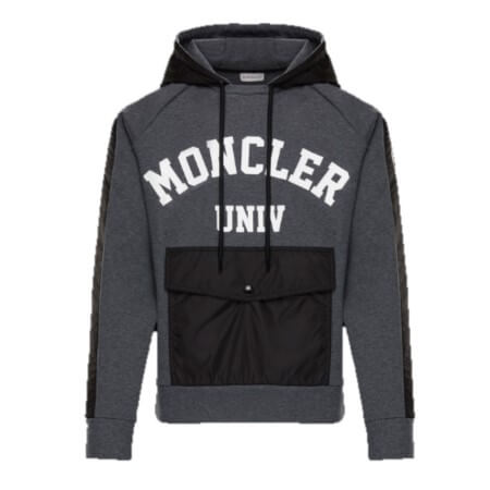 MONCLER(モンクレール) スウェットシャツ/パーカー グレー
