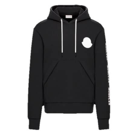 MONCLER(モンクレール) スウェットシャツ/パーカー ブラック