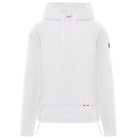 MONCLER(モンクレール) スウェットシャツ/パーカー ホワイト