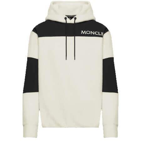 MONCLER GRENOBLE(モンクレール グルノーブル) スウェットシャツ/パーカー アイボリー