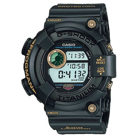 G-SHOCK(Gショック) フロッグマン DW-8200B-9A