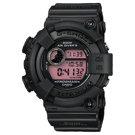 G-SHOCK(Gショック) フロッグマン DW-8200BK-1JF REAL BLACK