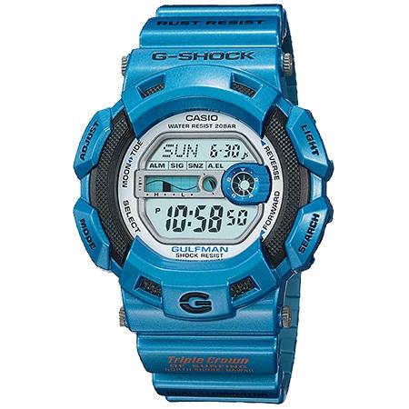 G-SHOCK(Gショック) ガルフマン G-9100TC-2JF ブルー