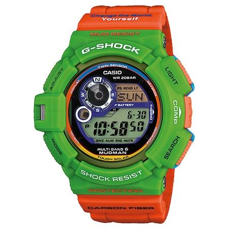 G-SHOCK(Gショック) マッドマン GW-9300K-3JR アースウオッチモデル