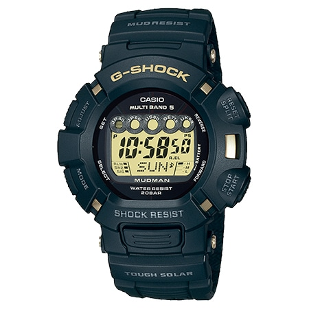 G-SHOCK(Gショック) マッドマン GW-9025A-1JF 25th Anniversary 【Dawn Black】