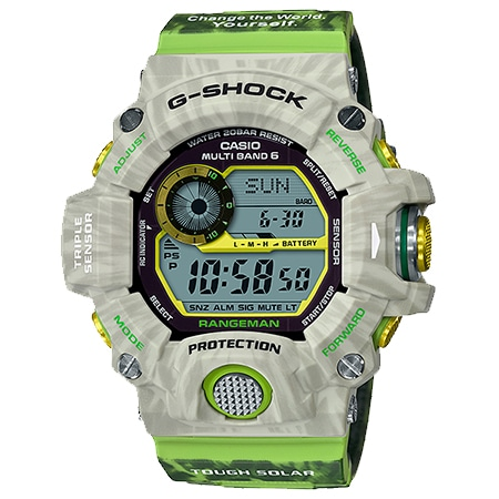 G-SHOCK(Gショック) レンジマン GW-9404KJ-3JR LOVE THE SEA AND THE EARTH