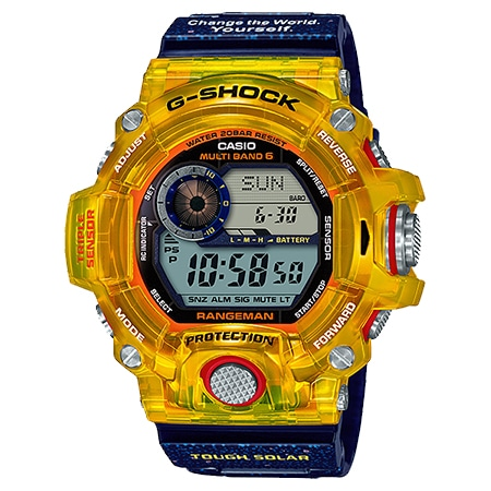 G-SHOCK(Gショック) レンジマン EARTHWATCH GW-9403KJ-9JR