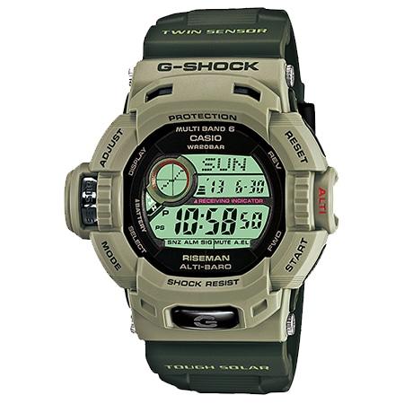 G-SHOCK(Gショック) ライズマン GW-9200ERJ-3JF メンインミリタリーカラーズ