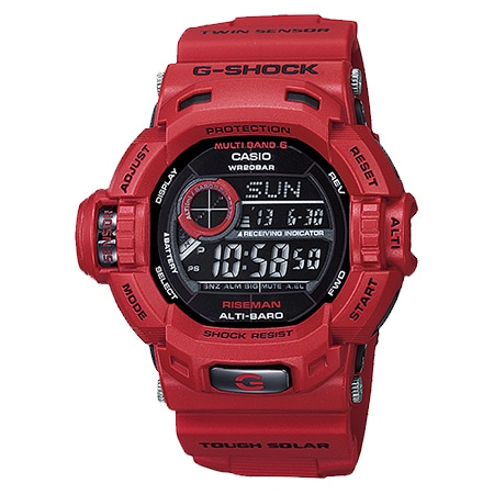 G-SHOCK(Gショック) ライズマン GW-9200RDJ-4JF