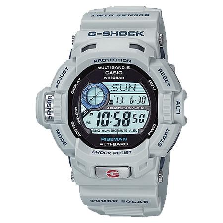 G-SHOCK(Gショック) ライズマン GW-9200CDJ-8JF ヴィンテージカラーズ グレー