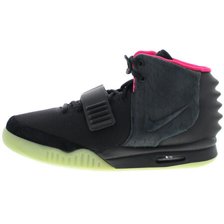 NIKE Air Yeezy(エアイージー) 2 NRG wolf grey/pure platinum
