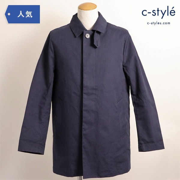 Traditional Weatherwear トラディショナルウェザーウェア 撥水 ステンカラーコート ライナー付