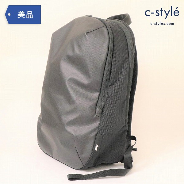 Aer エアー WORK COLLECTION DAY PACK 2 BLACK AER-31001 15.6インチ対応 撥水