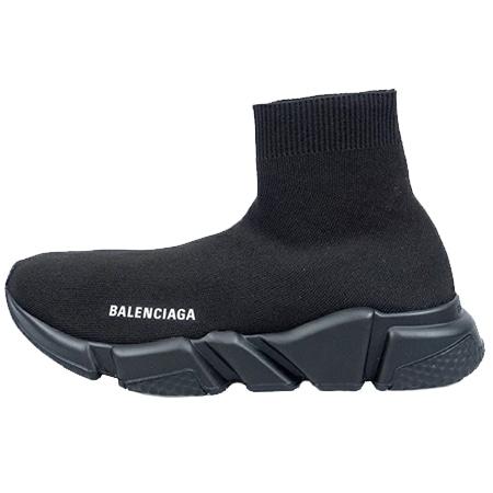 BALENCIAGA(バレンシアガ) スピードトレーナー ソックススニーカー ブラック