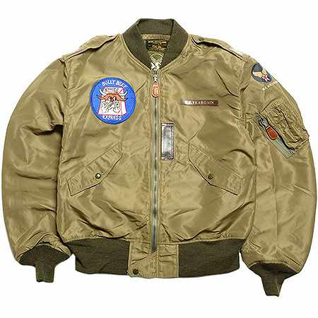 """BUZZ RICKSON'S(バズリクソンズ) L-2 """"6th Troop Carrier Squadron"""""""
