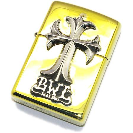 BWL(ビルウォールレザー) ZIPPO ZL117 Crucifix クルシフィックスライター