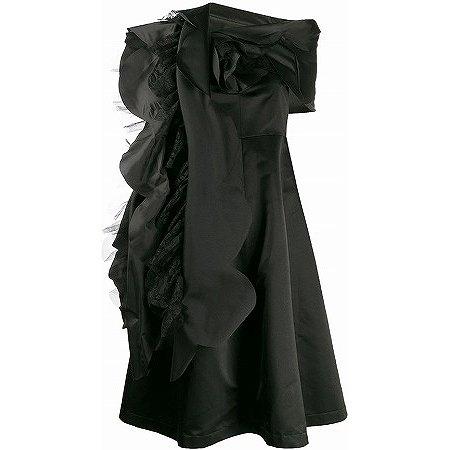 COMME des GARCONS COMME des GARCONS(コムコム) レースディテール ドレス