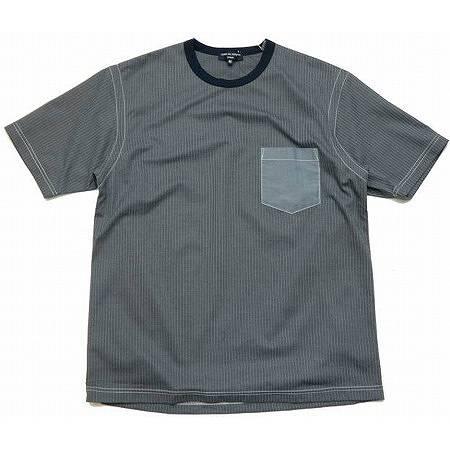 COMME des GARCONS HOMME(コムデギャルソン オム) ストライプTシャツ