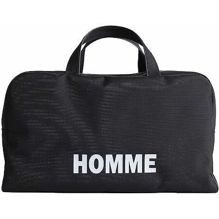 COMME des GARCONS HOMME(コムデギャルソン オム)ナイロン ボストンバッグ