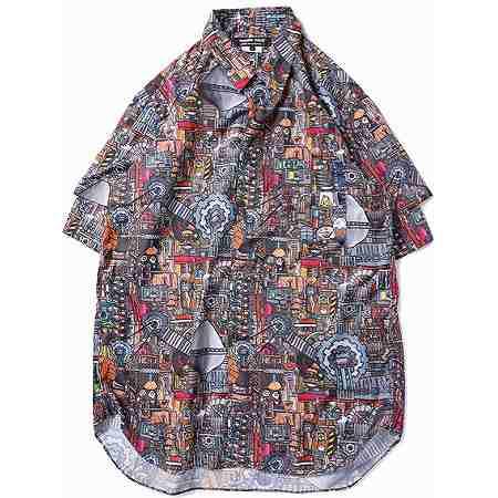 COMME des GARCONS HOMME DEUX(コムデギャルソン オムドゥ) 半袖シャツ