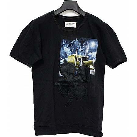 Martin Margiela 0 10 Artisanal (マルタン マルジェラ アーティザナル)再構築 Tシャツ