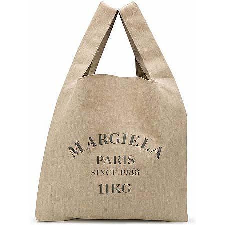 Martin Margiela 11 (マルタン マルジェラ11) ロゴトートバッグ