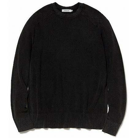 nonnative(ノンネイティブ) TROOPER SWEATER COTTON YARN VW  セーター